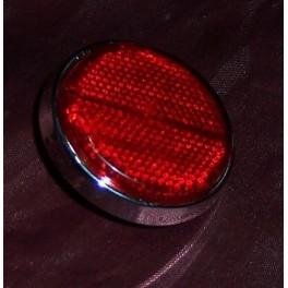 reflector rojo 6cm