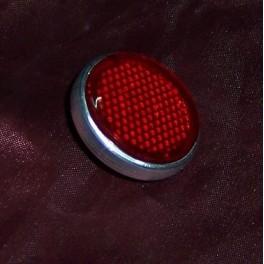 reflector rojo 3,5cm