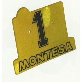 Placa frontal cota 25/49