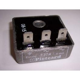 regulador corrente 6V