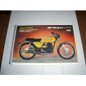 manual usuario Bultaco metralla 250 Gts
