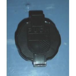 Tapón Puch presión negro