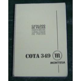 Manual de despiece cota 349