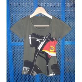 Camiseta Impala chica T.s