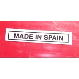 Calca made in spain Bultaco. blanca